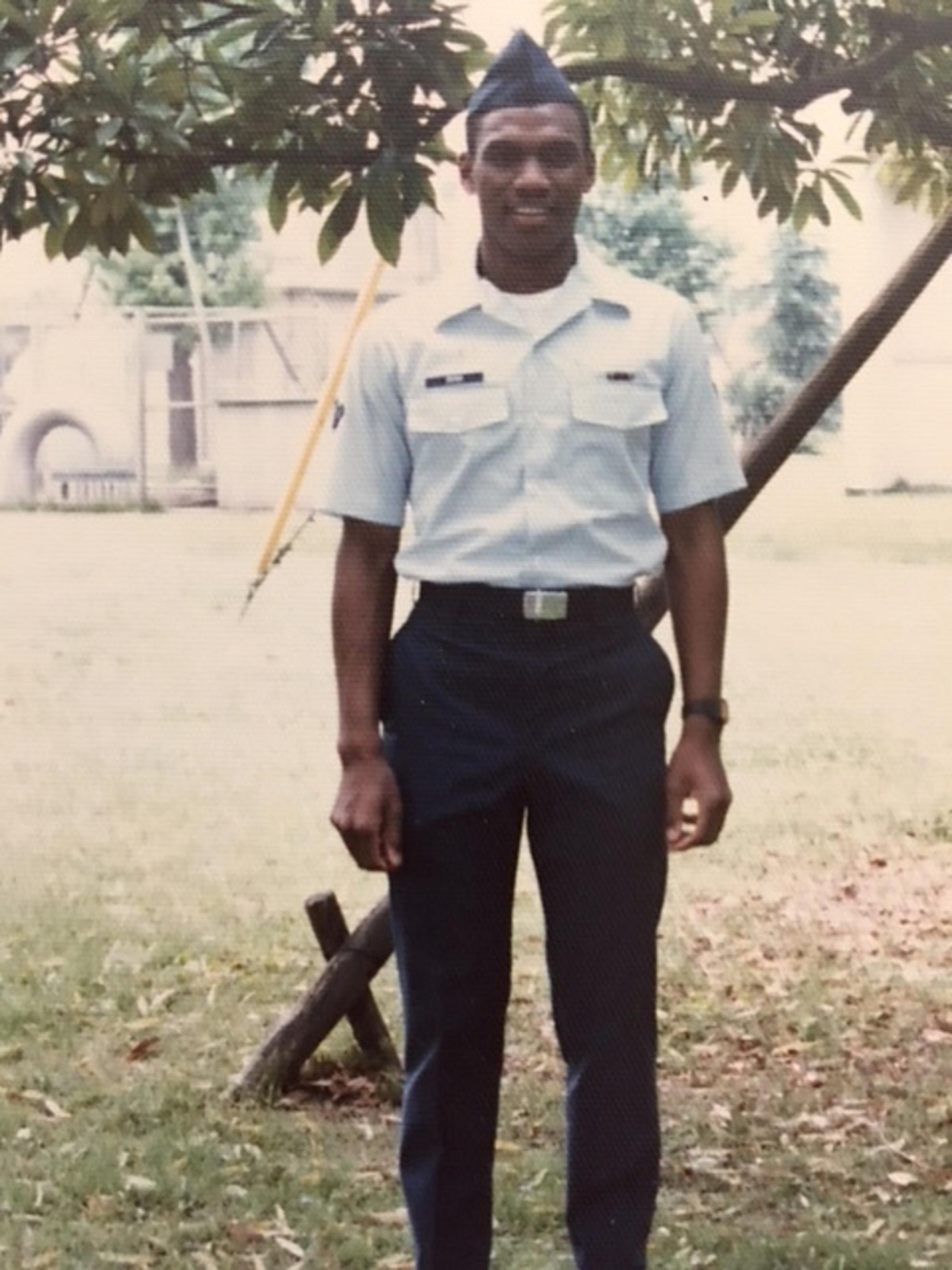Willie Brown Air Force Officer Veterans Day Honor