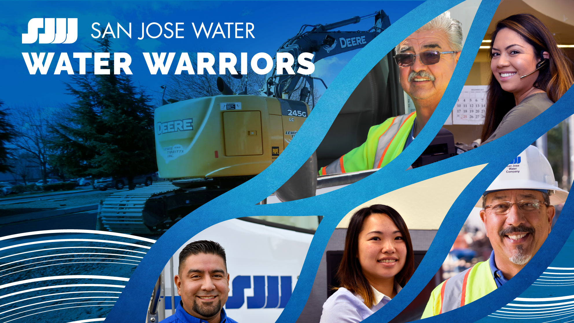 SJW Water Warriors Hero Image