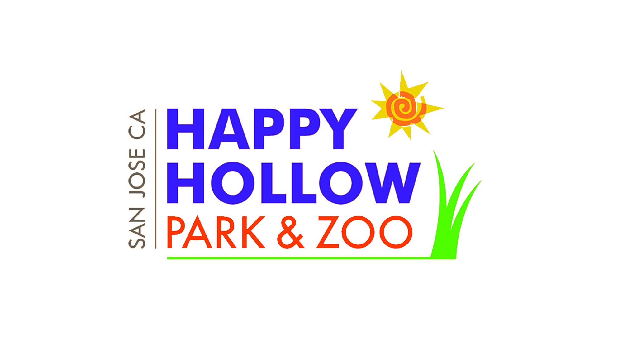 Happy Hollow Park & Zoo logo